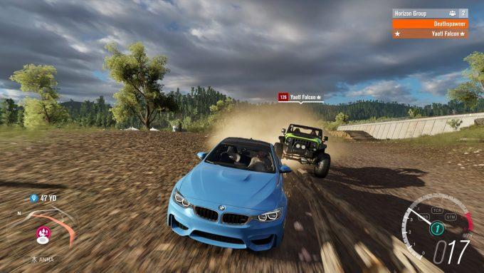 Forza Horizon 3 - Cross Platform Co-Op