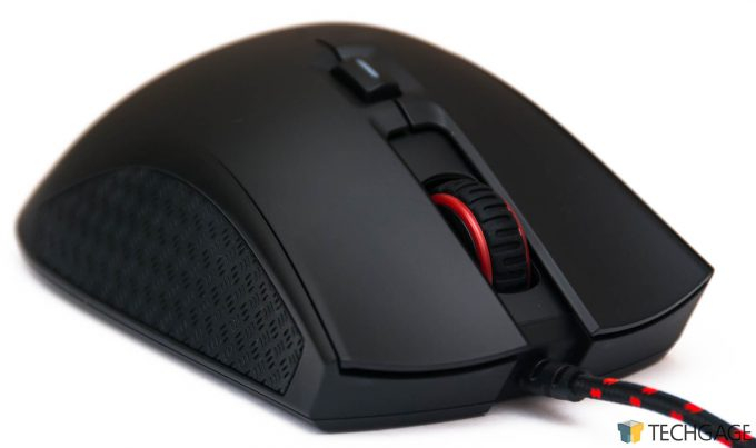 HyperX Pulsefire FPS Gaming Mouse - Front View