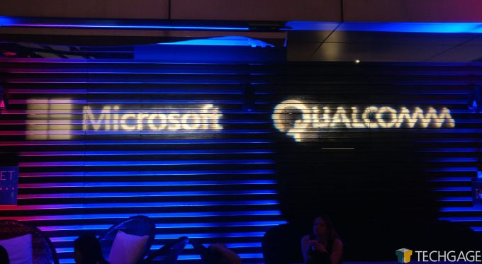 Microsoft & Qualcomm Party in Taipei (2017)