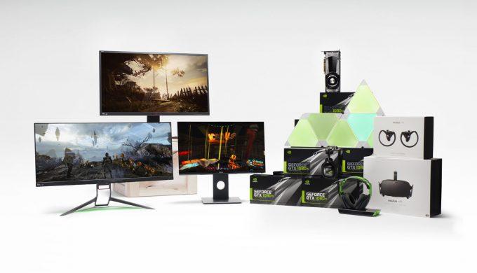 NVIDIA E3 2017 Contest Prizes