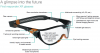 Qualcomm XR (eXtended Reality) Glasses (Theoretical)