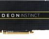 Radeon Instinct MI6 StraightOn