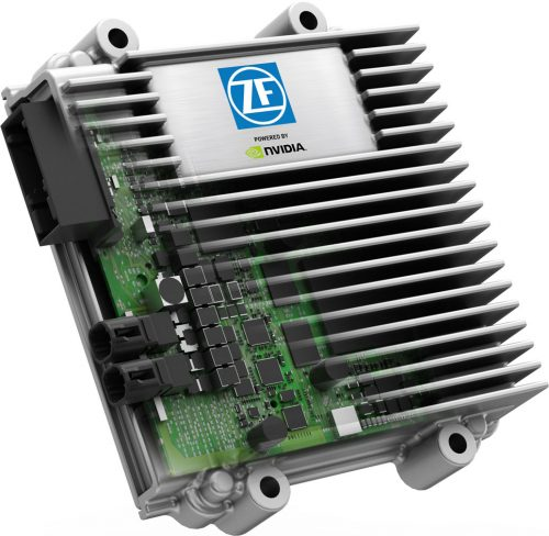 ZF NVIDIA Drive PX Computer