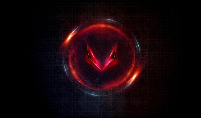 AMD RX Vega Logo