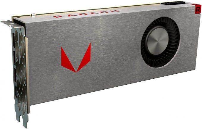 AMD Radeon RX Vega 64 - Overview