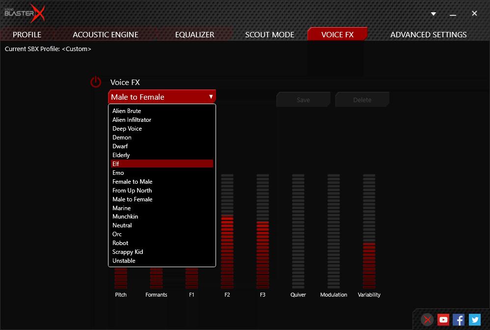 Creative Sound BlasterX G5 External Soundcard & Headphone