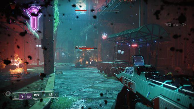 Destiny 2 Beta - Story Mission Progress