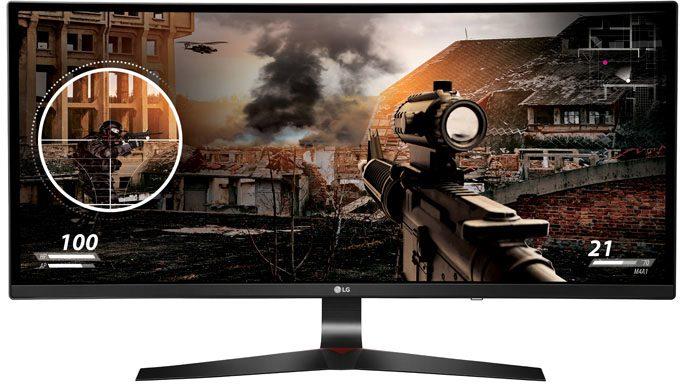 LG 34UC79G 34 Ultrawide Monitor