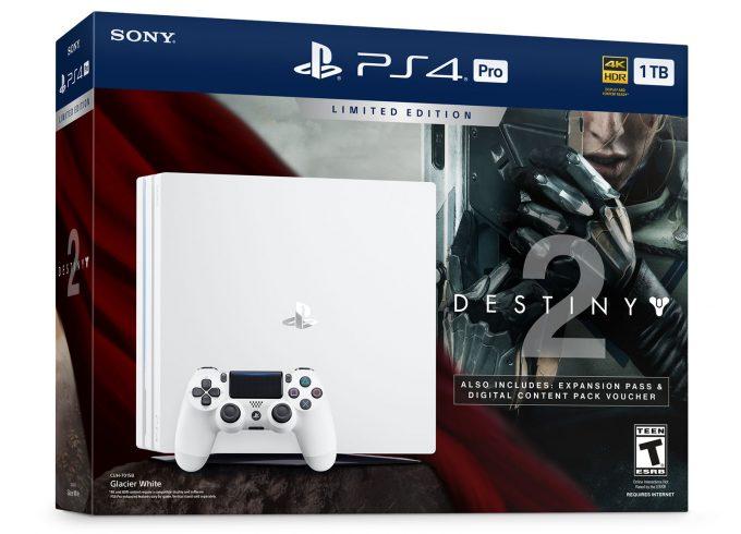 Sony PS4 Pro - Destiny 2 Edition