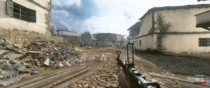 AMD Radeon RX Vega 56 (3440x1440 Best Playable) - Battlefield 1