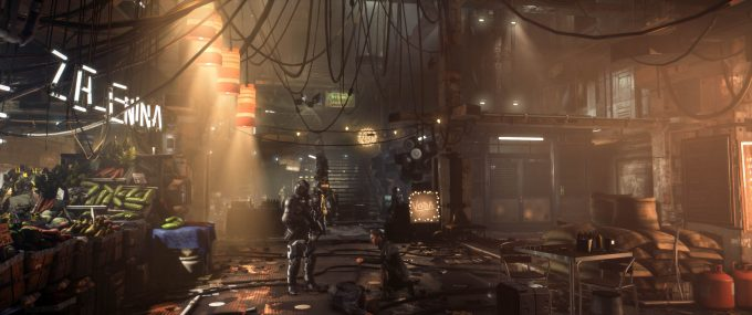 AMD Radeon RX Vega 56 (3440x1440 Best Playable) - Deus Ex Mankind Divided