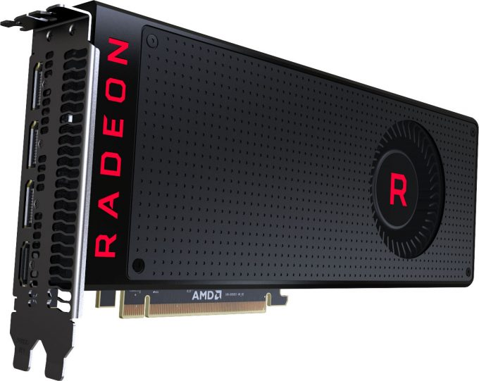 AMD Radeon RX Vega 56 Render