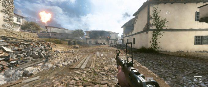 AMD Radeon RX Vega 64 (3440x1440 Best Playable) - Battlefield 1