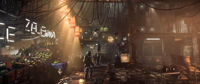 AMD Radeon RX Vega 64 (3440x1440 Best Playable) - Deus Ex Mankind Divided