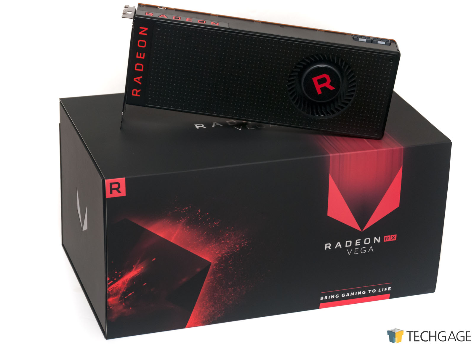 A Look At AMD's Radeon RX Vega 64 Workstation & Compute