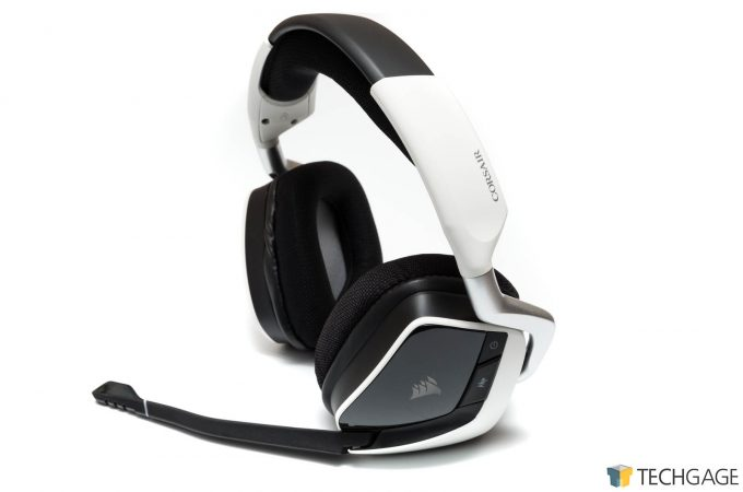 Corsair VOID PRO Wireless Headset Mic Extended