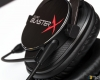 Creative Sound BlasterX Pro Gaming H5 Tournament Edition - Mic & Cable Plugged In