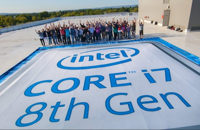 Intel 8th Gen Core Team
