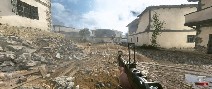 NVIDIA GeForce GTX 1070 (3440x1440 Best Playable) - Battlefield 1