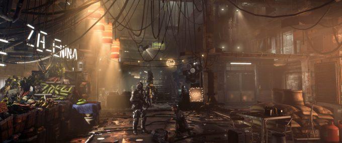 NVIDIA GeForce GTX 1070 (3440x1440 Best Playable) - Deus Ex Mankind Divided