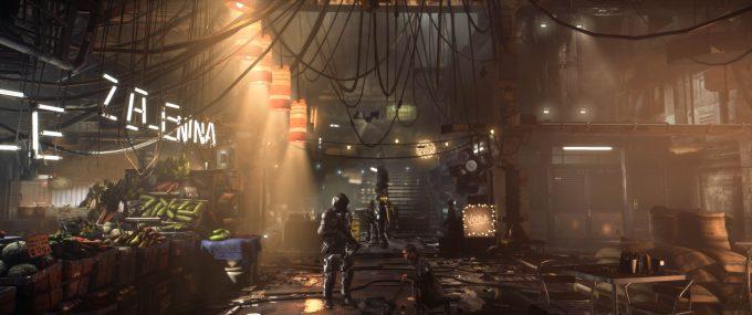 NVIDIA GeForce GTX 1080 (3440x1440 Best Playable) - Deus Ex Mankind Divided