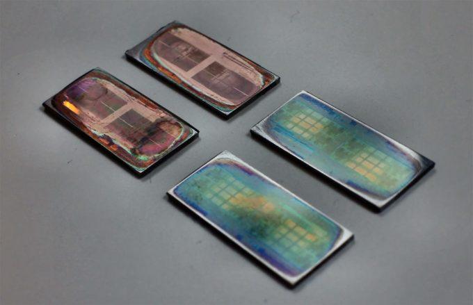 AMD Ryzen Threadripper Die Reveal (Credit to der8auer)