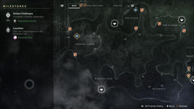 Destiny 2 - Milestones Overlay