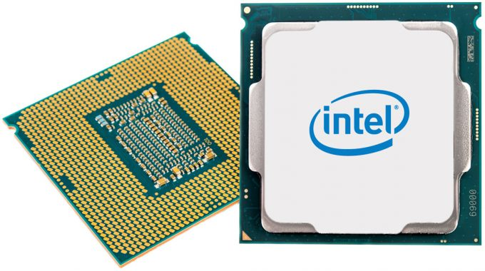 Intel 8th Gen Core Processor