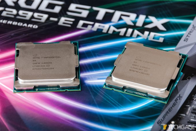 Overclocking A New CPU? Silicon Lottery Tells You What You