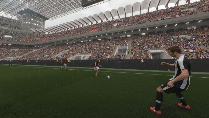 NVIDIA Ansel - PES 2018 (AC Milan vs Udinese)