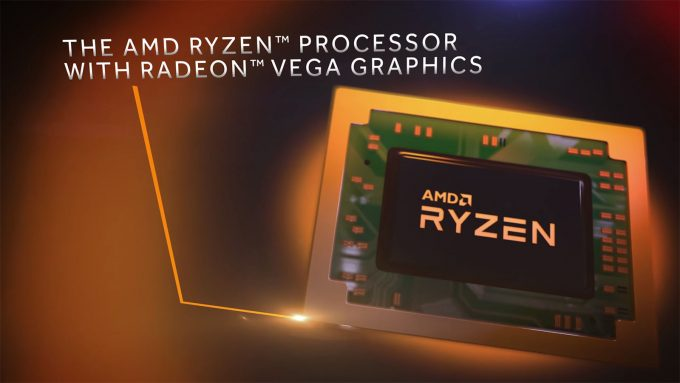 AMD Ryzen Mobile Processors