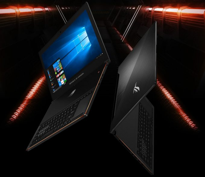 ASUS Zephryus Gaming Notebook - Promo Shot
