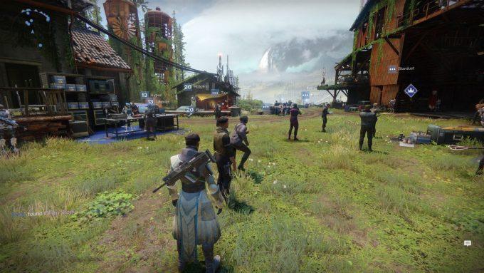 Destiny 2 PC - The Farm
