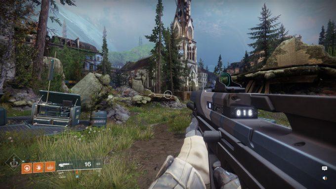 Destiny 2 PC - Trostland