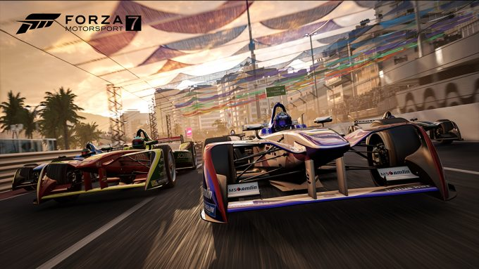 Forza Motorsport 7 - Open-wheel Racing