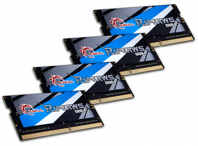 GSKILL 32GB DDR4-3800 SO-DIMM Memory Kit
