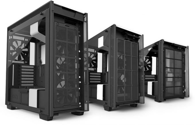 NZXT H-Series Cases