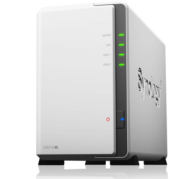 Synology DS218j Feature Image