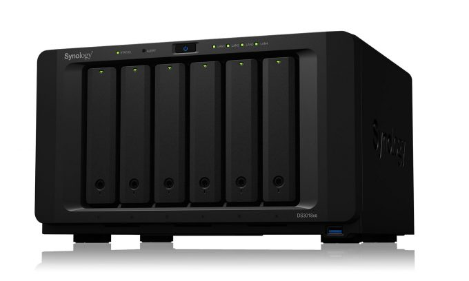 Synology DS3018xs NAS