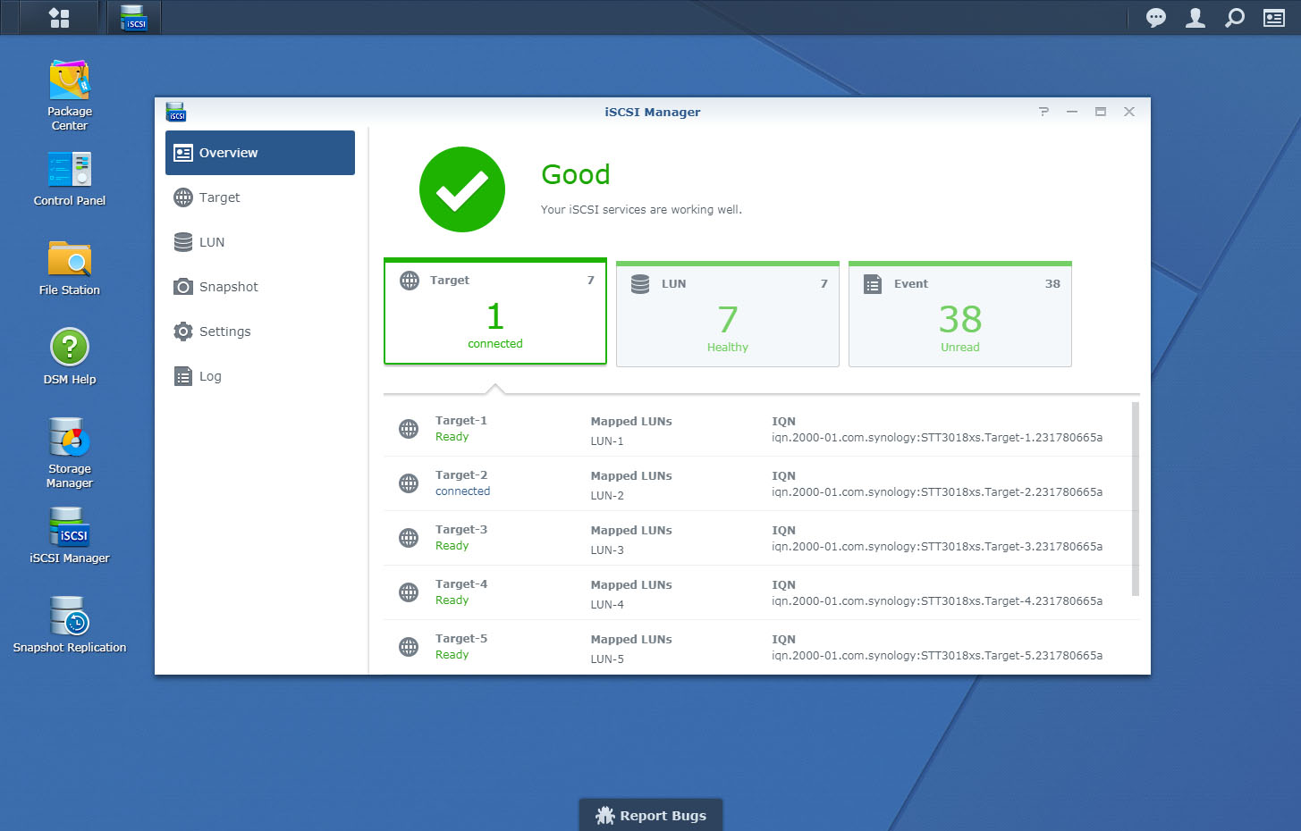 Synology 2018 Event: DSM 6 2 With Windows/Linux