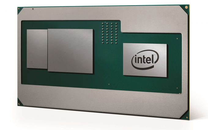 Intel 8th Gen CPU With On-Package AMD GPU AND HBM