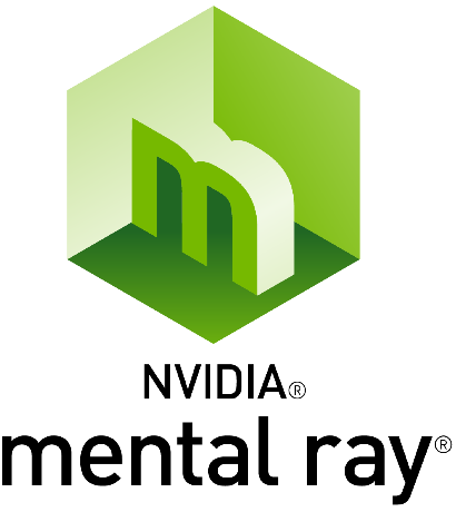 NVIDIA Mental Ray Logo