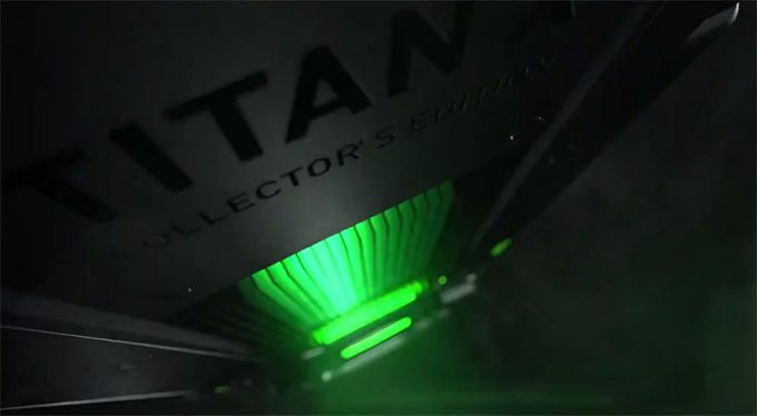 NVIDIA TITAN Xp Collector's Edition Teaser
