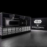 NVIDIA TITAN Xp Star Wars Edition - Promo Shot