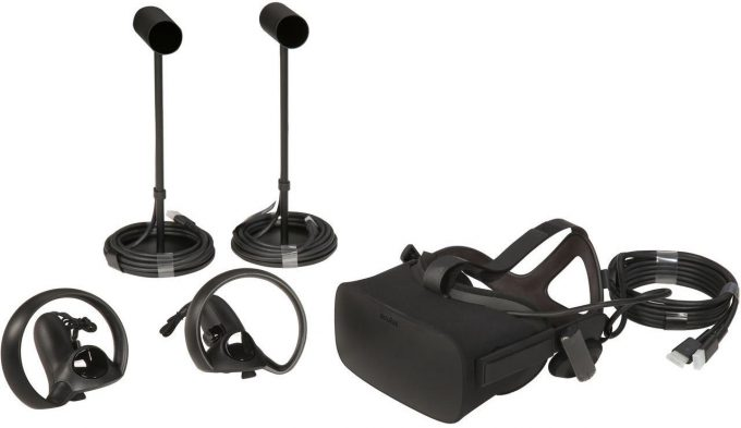 Oculus Rift Full Kit
