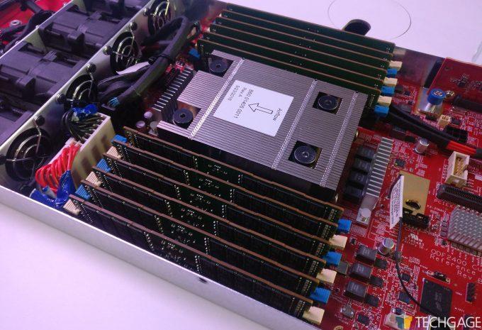 Open19 Server Built Around Qualcomm's Centriq 2400 Processor