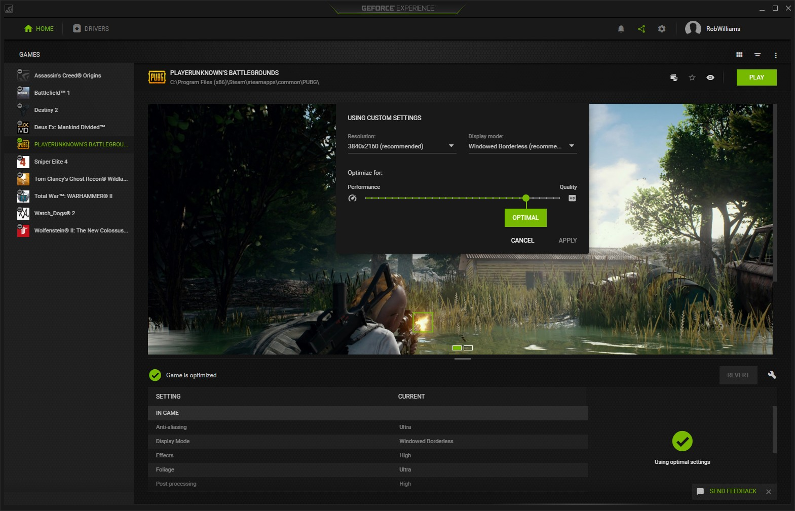 Using NVIDIA's ShadowPlay Highlights To Capture Your Epic PUBG Kills