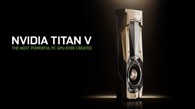 NVIDIA TITAN V KV