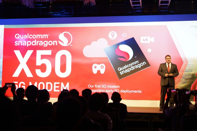 Qualcomm 5G Discussion At Tech Summit 2016