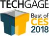 Best of CES 2018 Logo